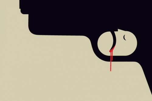 10_Negative Space Art by Noma Bar