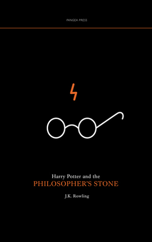 14_Harry Potter Minimalist Book Cover