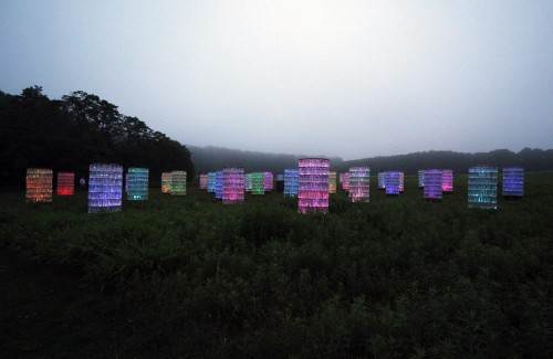 17_Stunning Light Installations by Bruce Munro