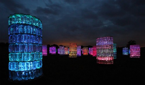 18_Stunning Light Installations by Bruce Munro