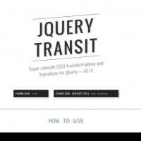 1_ jQuery Transit