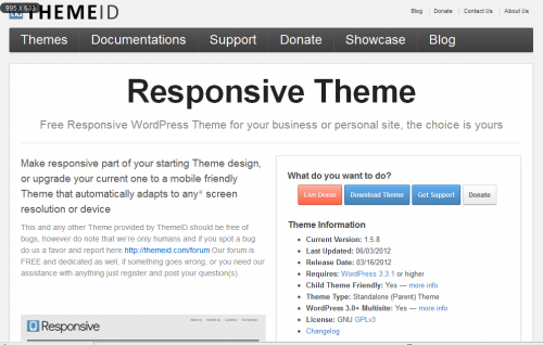 1_Responsive WordPress Theme
