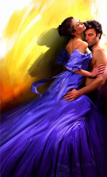 20_Romance Novel Cover Art