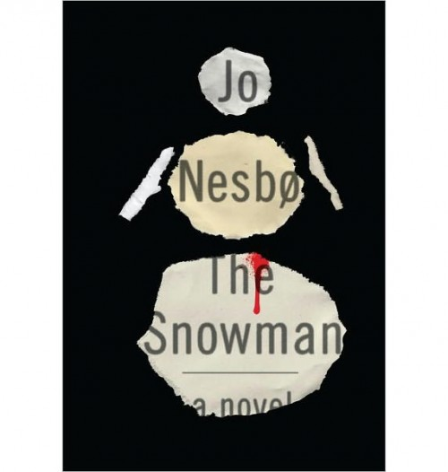 25_The Snowman by Jo Nesbo