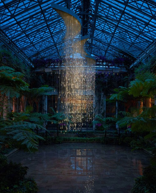 3_Stunning Light Installations by Bruce Munro