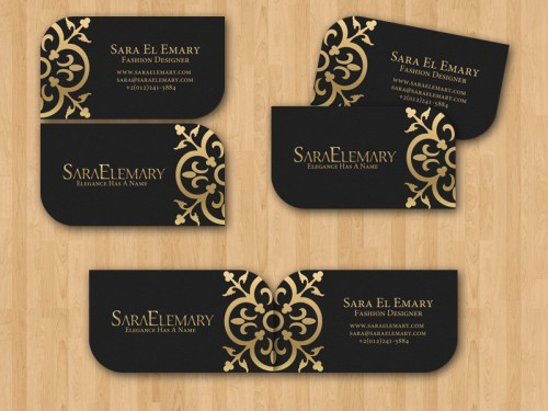 4_Sara El Emary Business Card