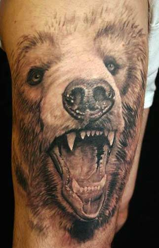 20 Extremely Beautiful 3D Tattoo Designs 2015