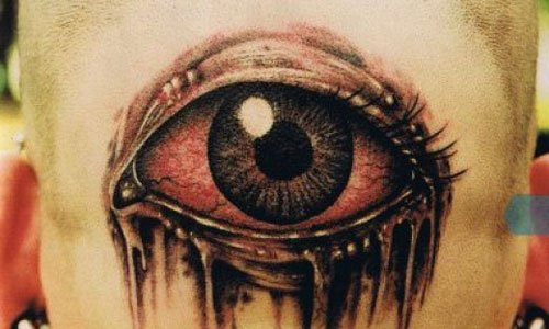 6_Eye 3D Tattoo