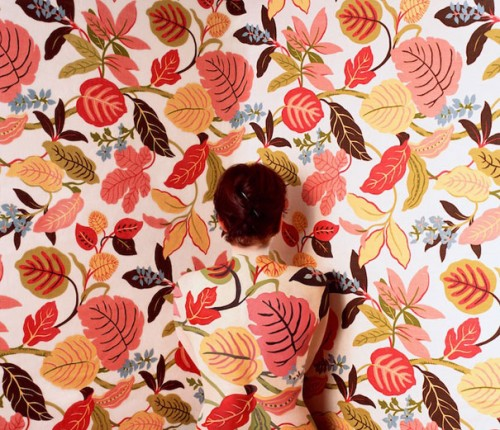 11_Camouflaged Self Portraits by Cecilia Paredes