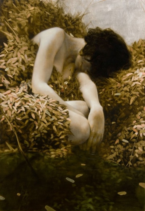 4_Leaf Paintings by Brad Kunkle