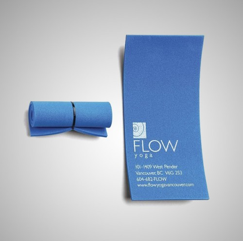 5_Flow Yoga Business Card
