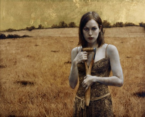 8_Leaf Paintings by Brad Kunkle
