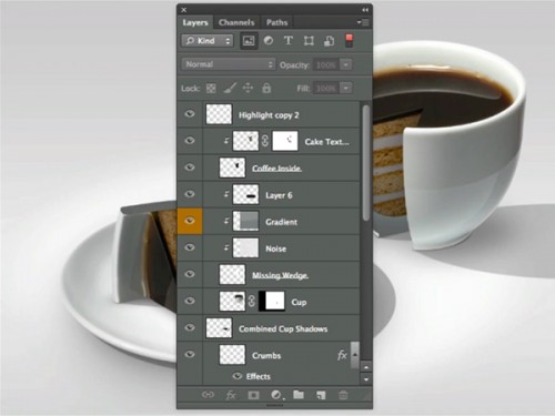 17_Manage Your Layers More Efficiently With Photoshop CS6
