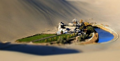 22_Create Tilt Shift Photography with the New Blur Tool