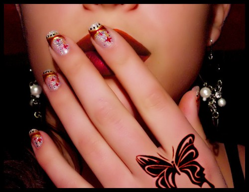 30_New Year Nail Art 2