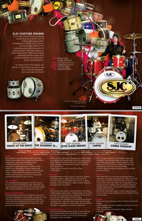 9_SJC Drums Brochure