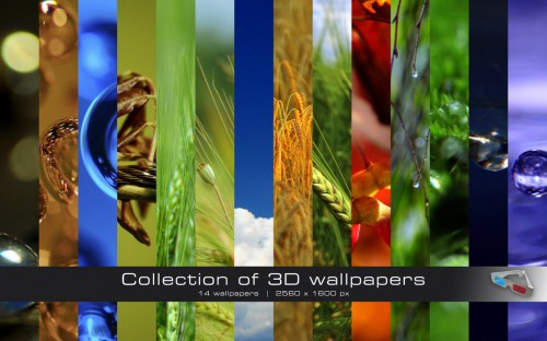11_3D Wallpaper Pack 01