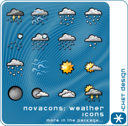 13_Novacons Weather Icons