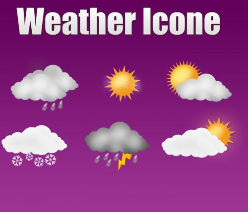 15_Weather Icones