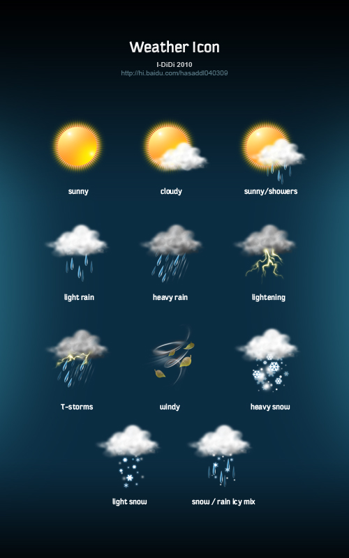 16_Weather Icon