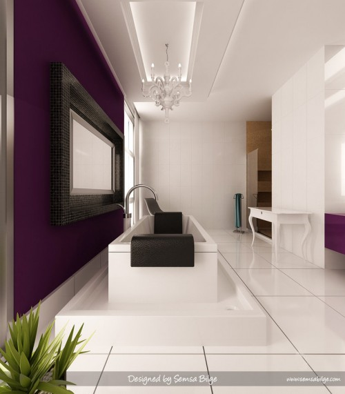 18_Purple White Bathroom 4