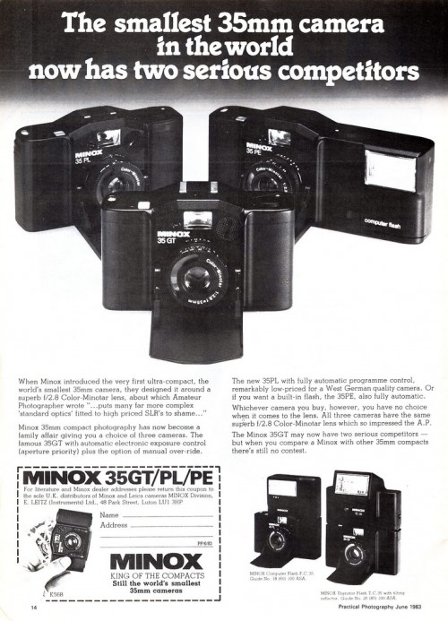 19_Minox Miniature 35mm Cameras