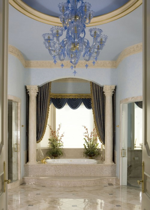 1_Luxury Bathroom Interior Design