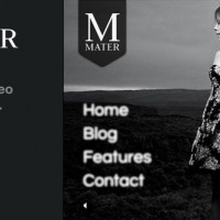 1_Mater - Fullscreen Image &amp; Video Background WP