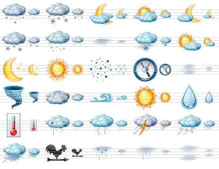 21_Large Weather Icons