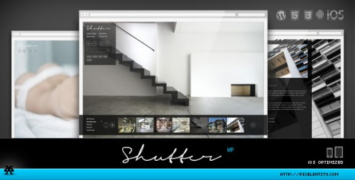 21_Shutter - Elegant Photography WordPress Theme