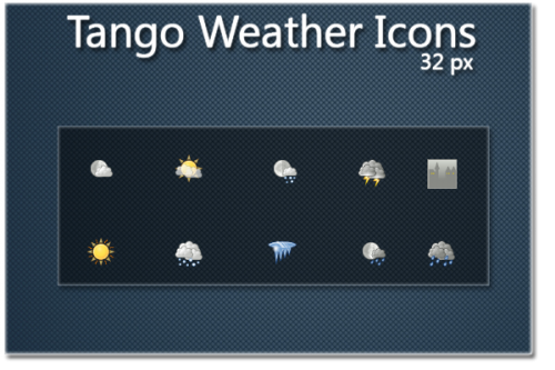 22_Tango Weather Icons 32px