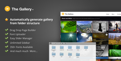 22_The Gallery - Automatically Generated Gallery