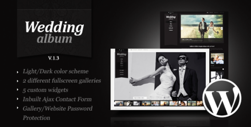 24_Wedding Album Premium Wordpress Theme