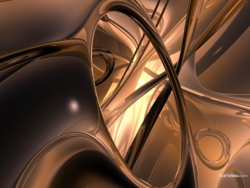26_3D Abstract Wallpaper