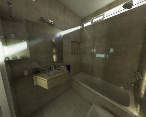 27_Bano Bathroom