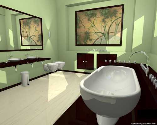 35_Blender Bathroom Design