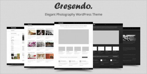 35_Cresendo - Elegant Photography WordPress Theme