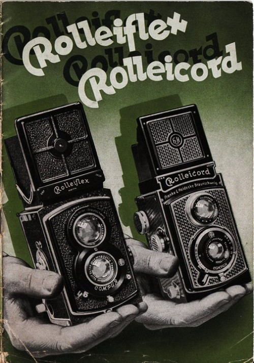 35_Rolleicord Brochure March 1935 (3503E) Cover