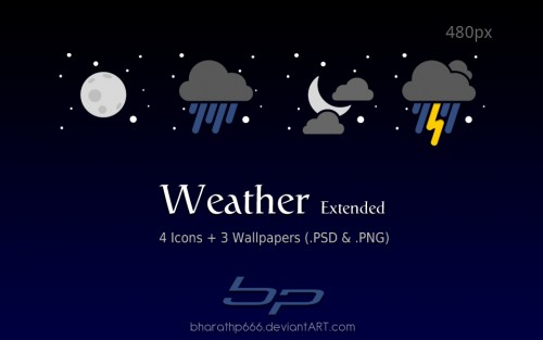 36_Android Weather Extended