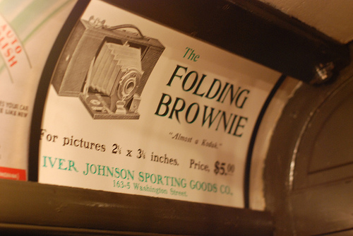 36_The Folding Brownie - Almost a Kodak