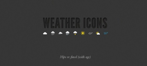 38_Weather Icons