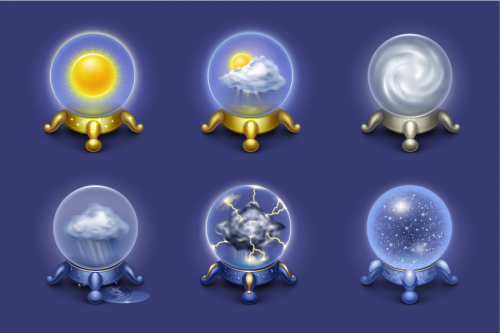 3_Weather Icons