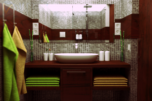 4_Interior Design - Bathroom