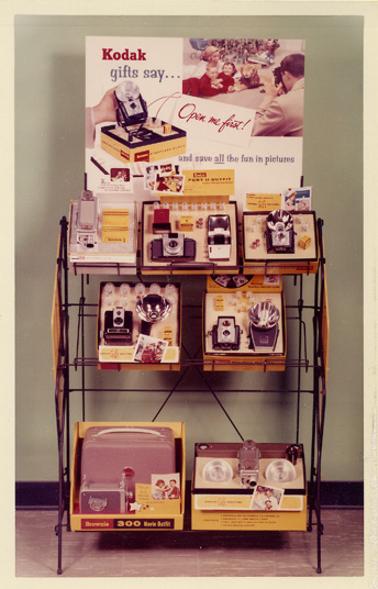6_Postcard Advertising Kodak Camera's