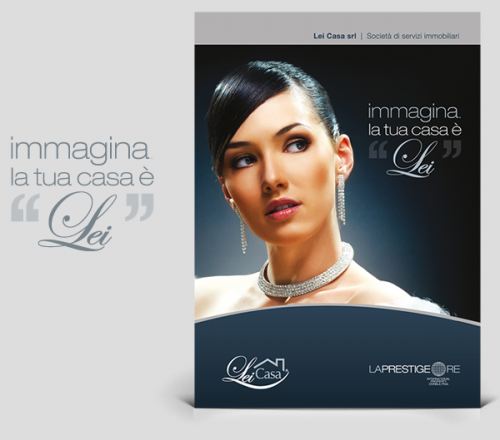 29_Booklet Design For Lei Casa Srl