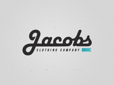 11_Jacobs Clothing Company Logo