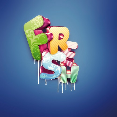 13_Master 3D Type Effects