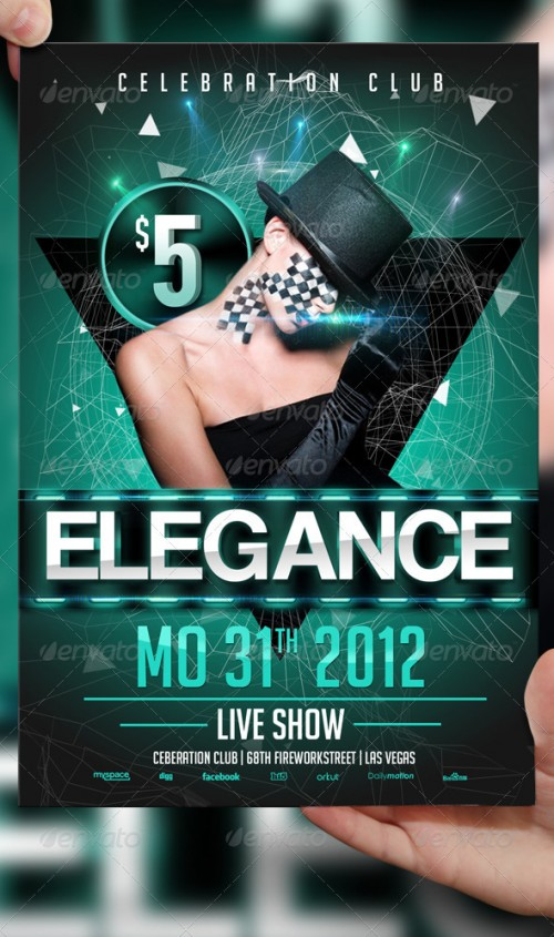 32_Elegance Flyer Template