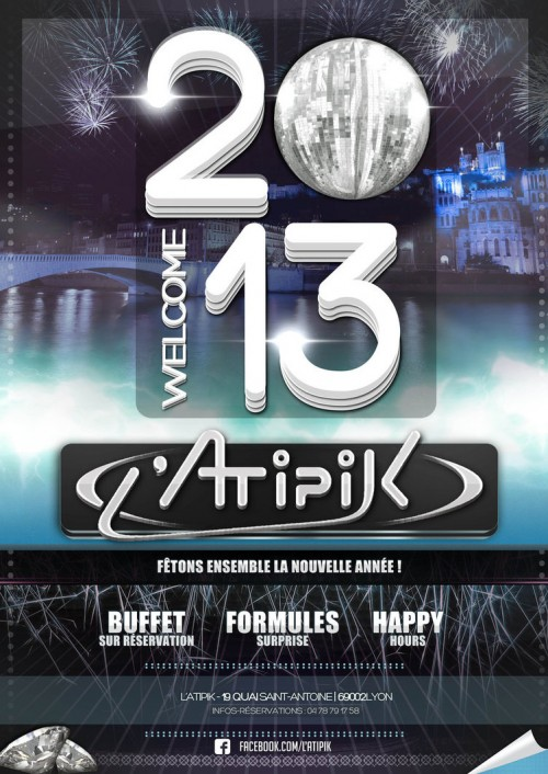 35_New Year&#039;s Eve - Flyer