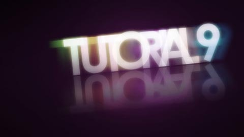 37_Colorful Glowing Text Effect in Photoshop